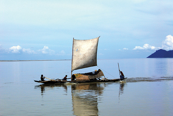 india-boat