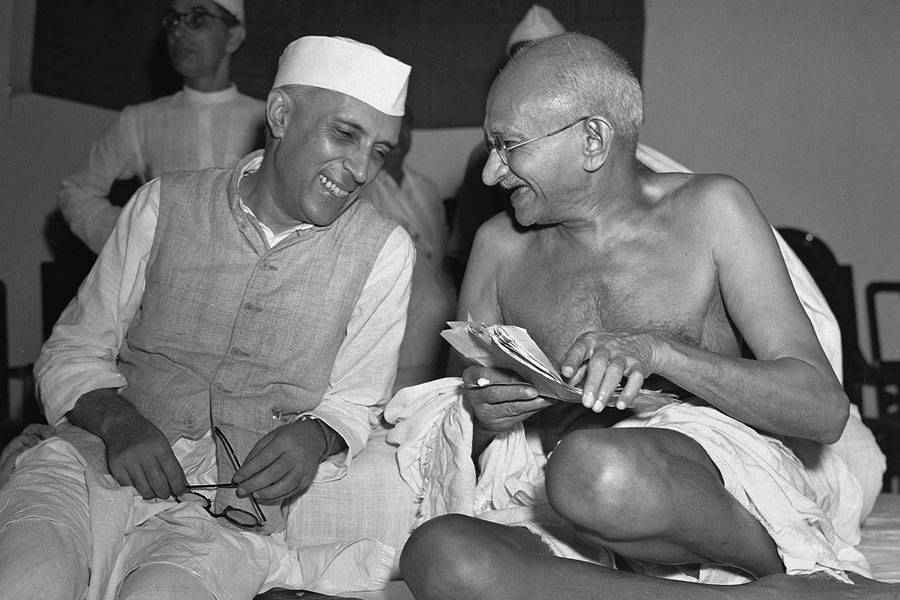 India Gandhi Nehru